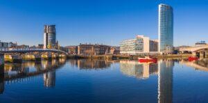 View of Belfast