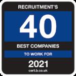 Recruitment's Best Companies 2021